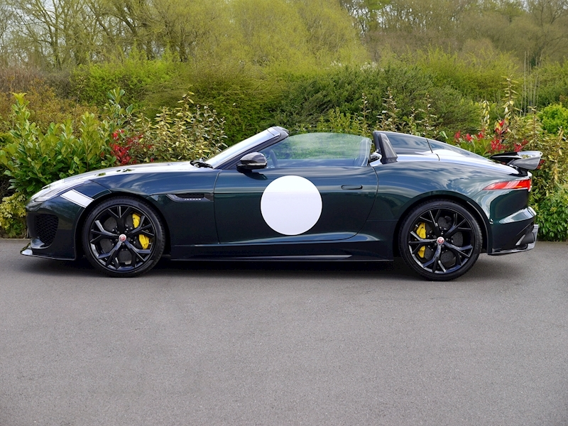 Jaguar Project 7 - 1 of only 80 UK Cars - Large 2