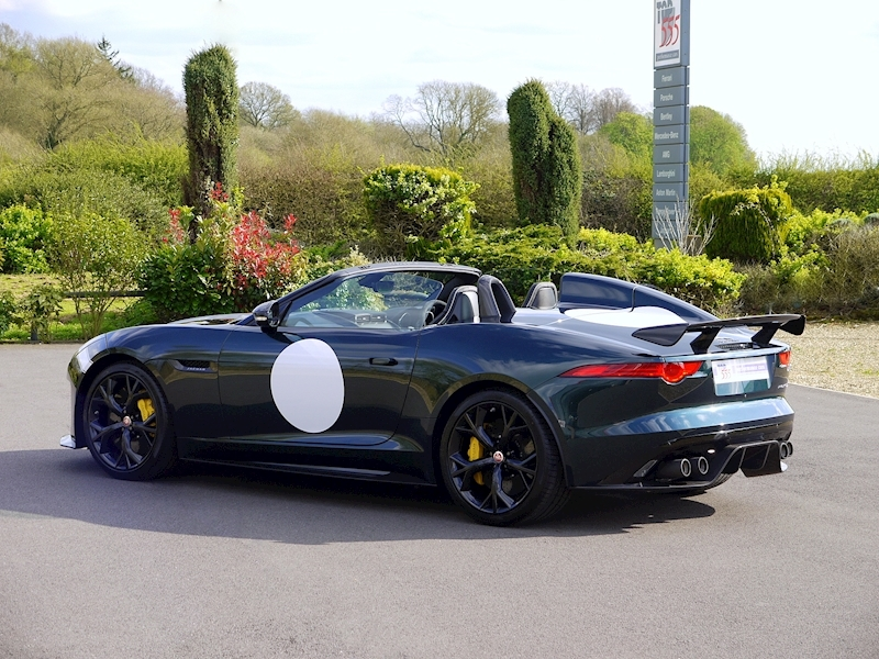 Jaguar Project 7 - 1 of only 80 UK Cars - Large 23