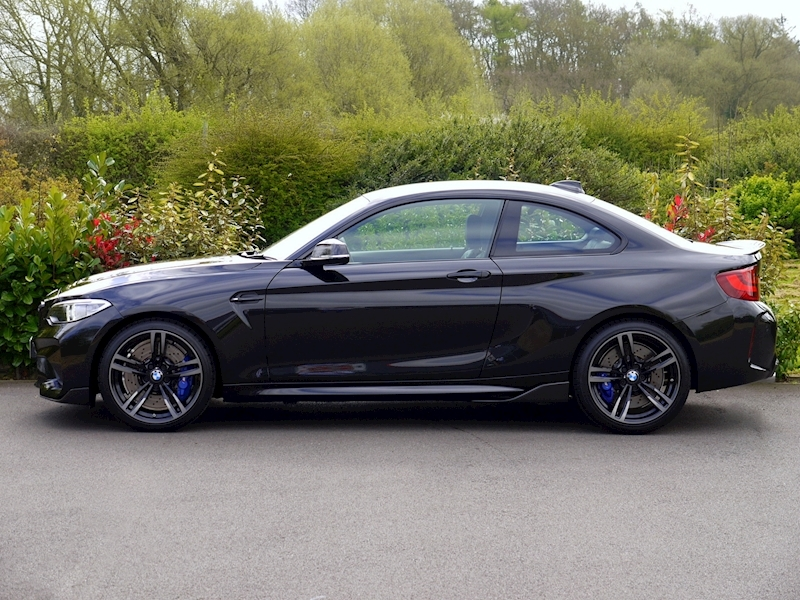 Bmw M2 3.0 Coupe Manual - Large 2