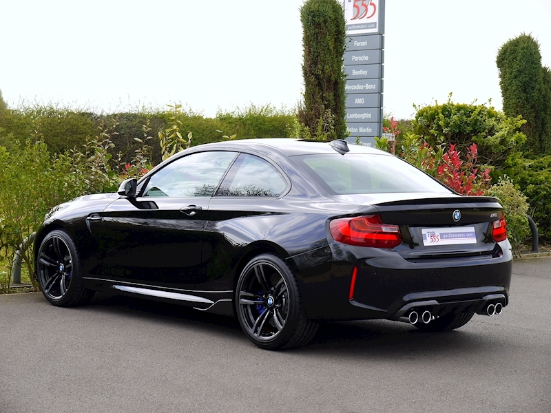 Bmw M2 3.0 Coupe Manual - Large 9