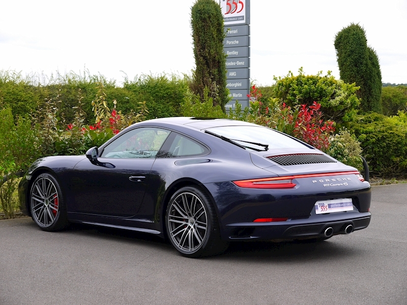 Porsche 911 (991.2) Carrera 4S 3.0 Coupe PDK - Large 10