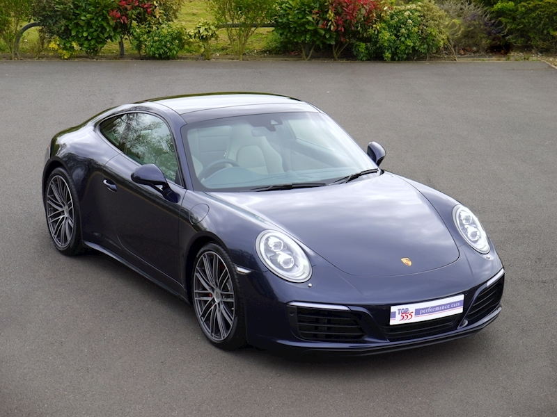 Porsche 911 (991.2) Carrera 4S 3.0 Coupe PDK - Large 0