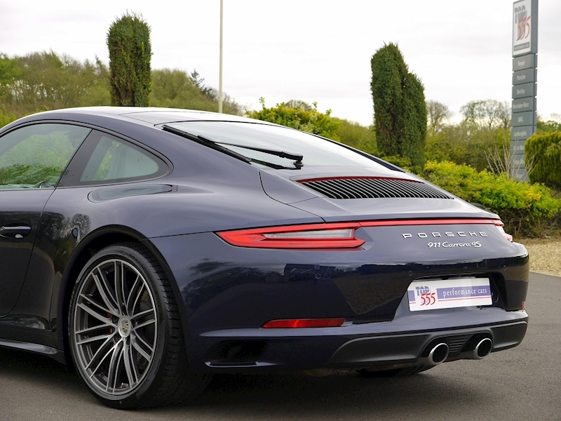 Porsche 911 (991.2) Carrera 4S 3.0 Coupe PDK - Large 28