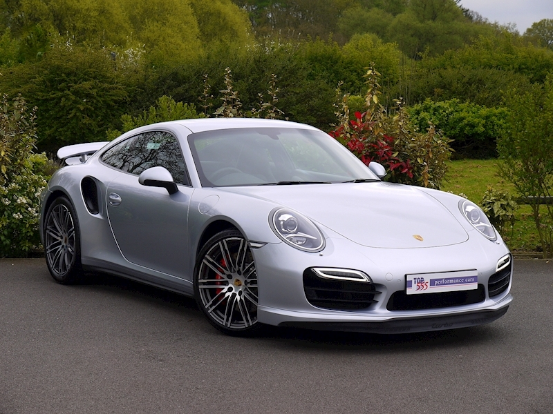 Porsche 911 (991) Turbo Coupe 3.8 PDK - Large 18