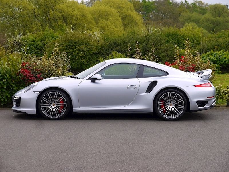 Porsche 911 (991) Turbo Coupe 3.8 PDK - Large 2