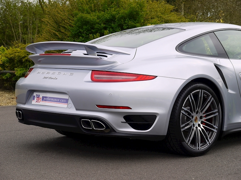 Porsche 911 (991) Turbo Coupe 3.8 PDK - Large 8