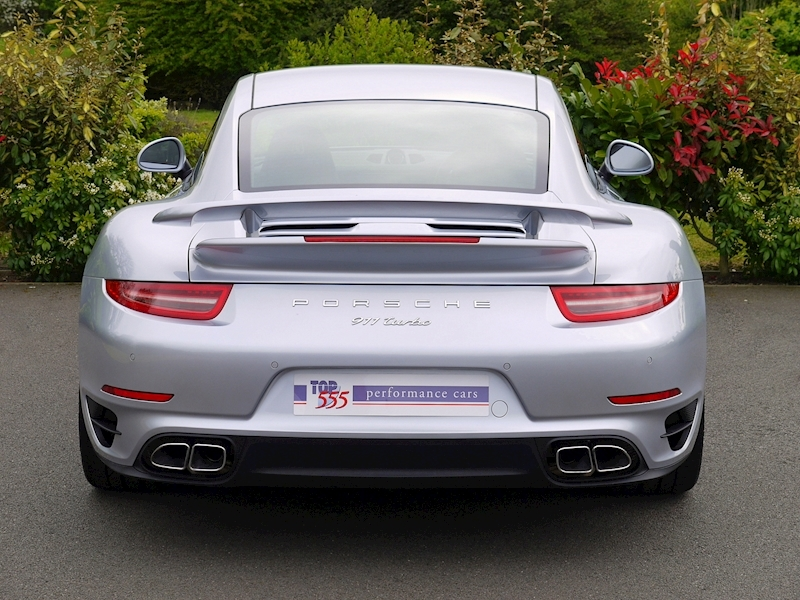Porsche 911 (991) Turbo Coupe 3.8 PDK - Large 11