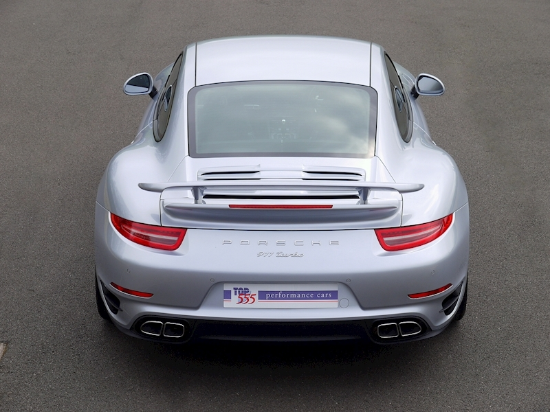 Porsche 911 (991) Turbo Coupe 3.8 PDK - Large 12