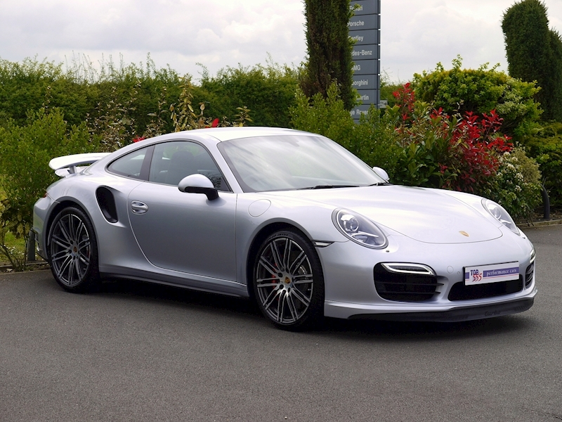 Porsche 911 (991) Turbo Coupe 3.8 PDK - Large 13