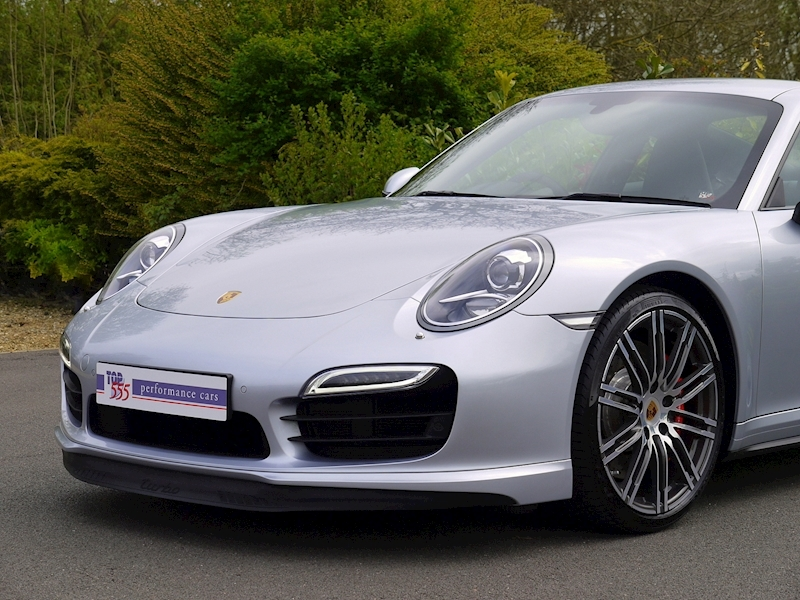 Porsche 911 (991) Turbo Coupe 3.8 PDK - Large 14