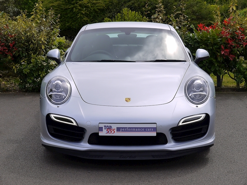 Porsche 911 (991) Turbo Coupe 3.8 PDK - Large 16