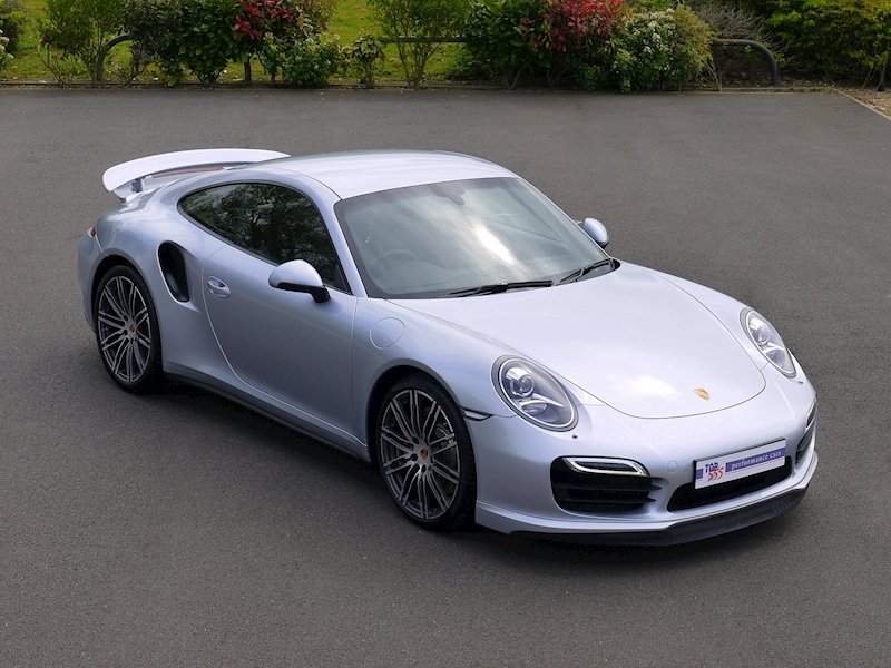 Porsche 911 (991) Turbo Coupe 3.8 PDK - Large 0