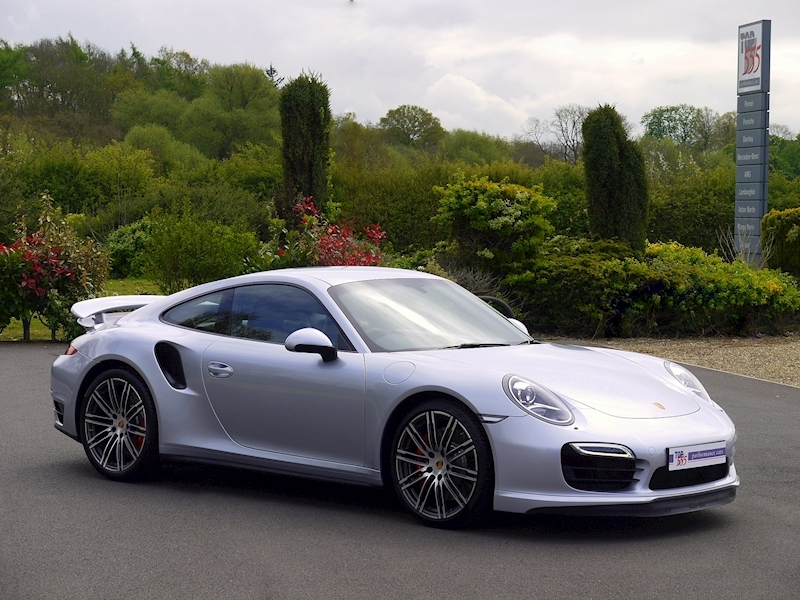 Porsche 911 (991) Turbo Coupe 3.8 PDK - Large 25