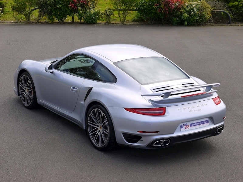 Porsche 911 (991) Turbo Coupe 3.8 PDK - Large 27
