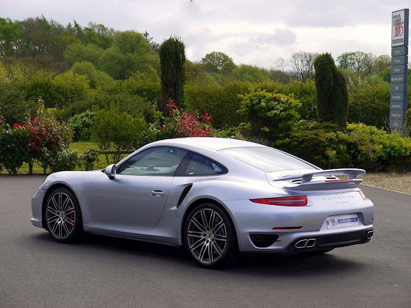 Porsche 911 (991) Turbo Coupe 3.8 PDK - Large 28