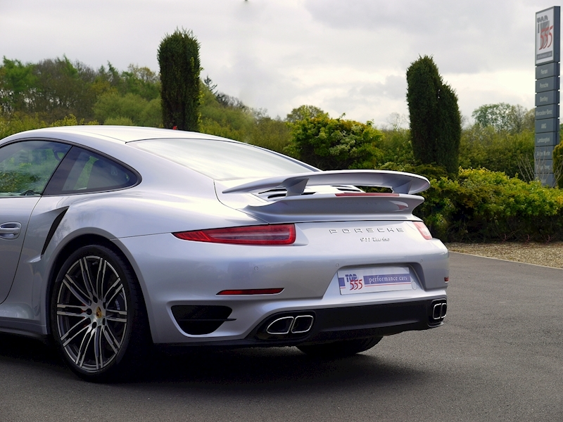 Porsche 911 (991) Turbo Coupe 3.8 PDK - Large 29