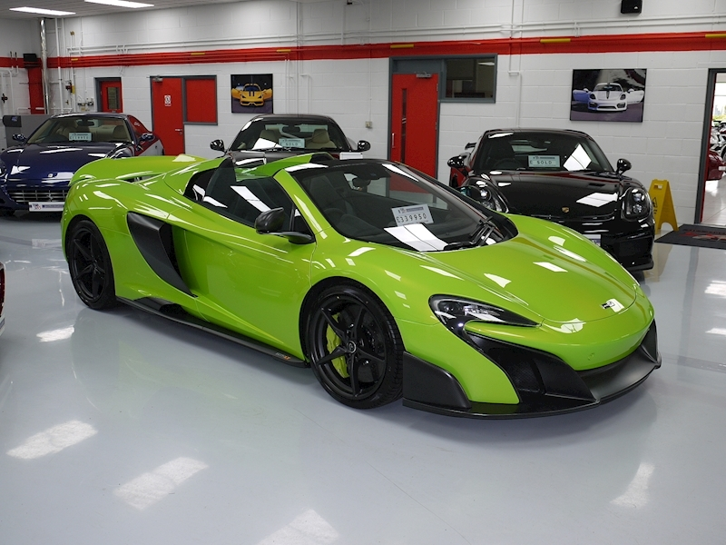 Mclaren 675LT Spider 3.8 (1 of 500) - Large 0