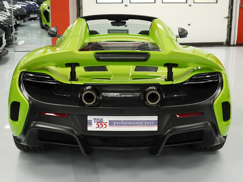 Mclaren 675LT Spider 3.8 (1 of 500) - Large 2