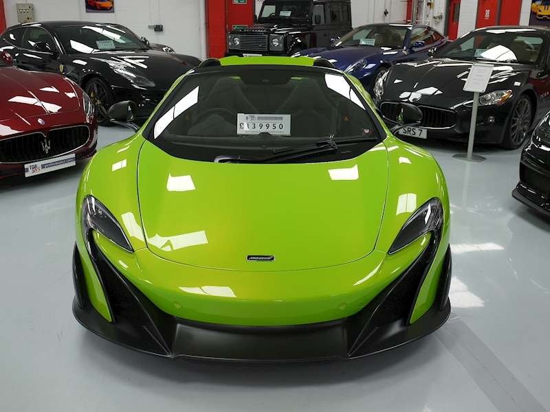 Mclaren 675LT Spider 3.8 (1 of 500) - Large 4
