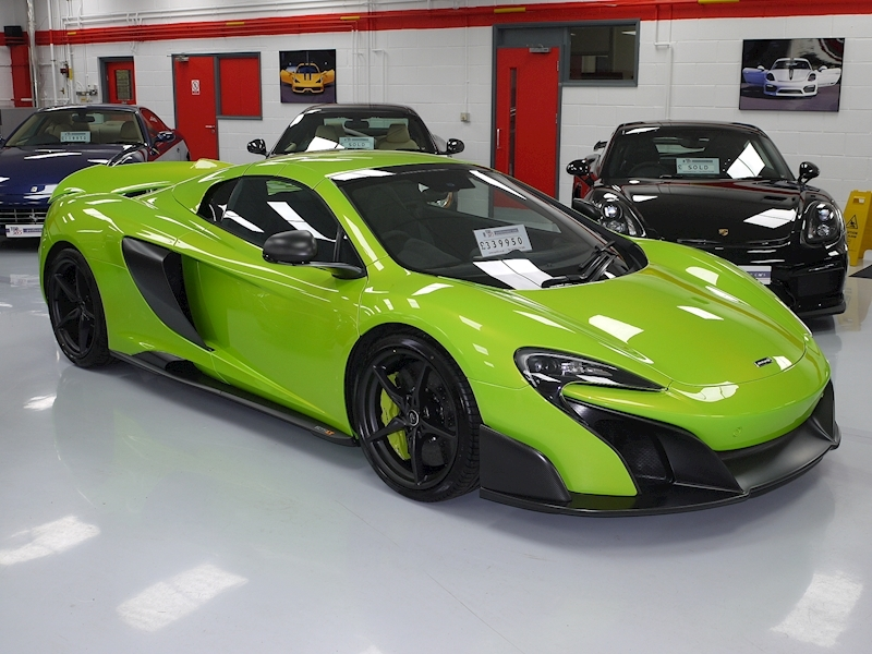 Mclaren 675LT Spider 3.8 (1 of 500) - Large 8