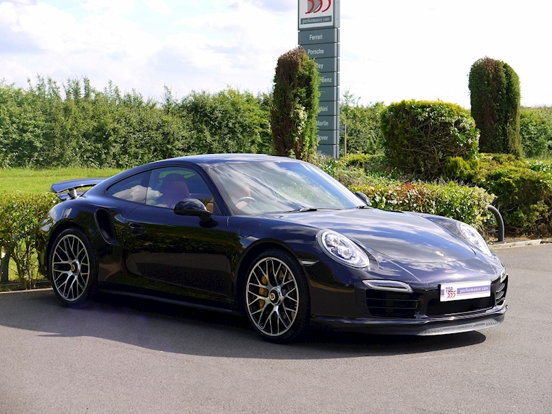 Porsche 911 (991) Turbo S Coupe 3.8 PDK - Large 16