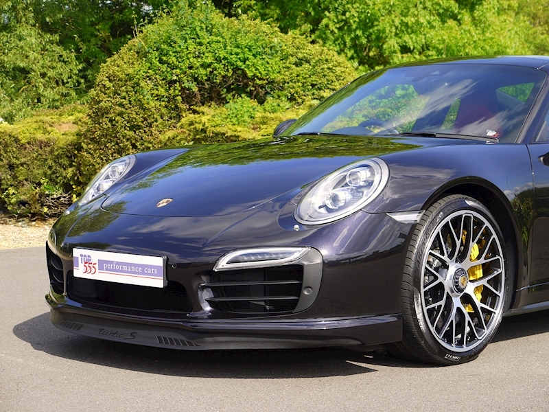 Porsche 911 (991) Turbo S Coupe 3.8 PDK - Large 17
