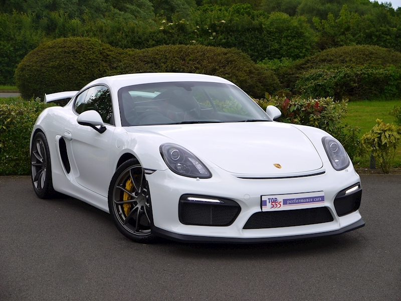 Porsche Cayman GT4 3.8 Clubsport - Large 25