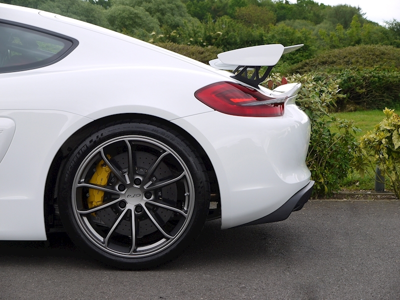 Porsche Cayman GT4 3.8 Clubsport - Large 3