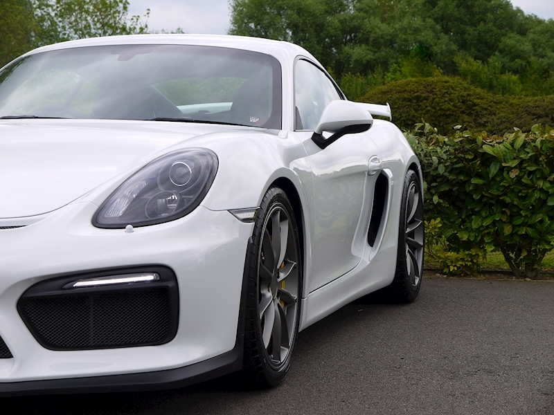 Porsche Cayman GT4 3.8 Clubsport - Large 20
