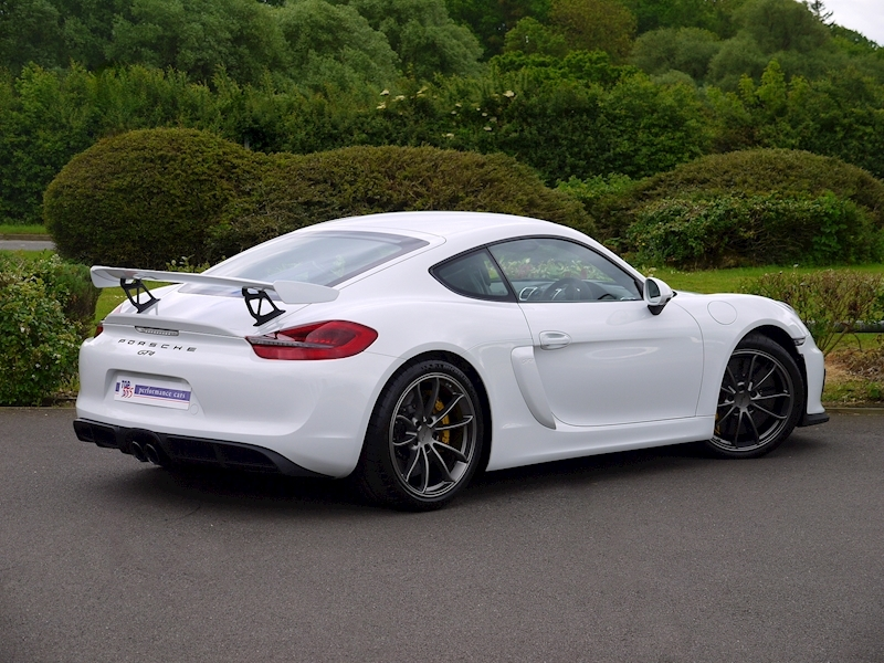 Porsche Cayman GT4 3.8 Clubsport - Large 26