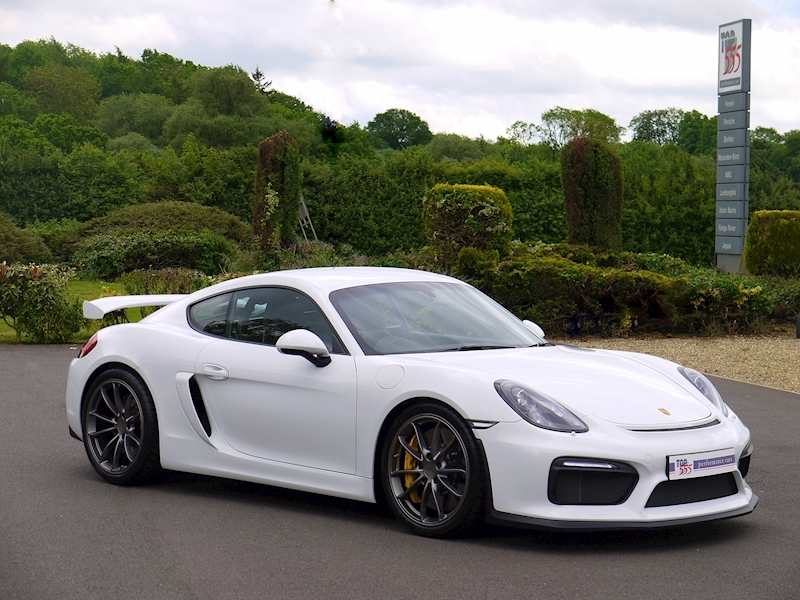 Porsche Cayman GT4 3.8 Clubsport - Large 33