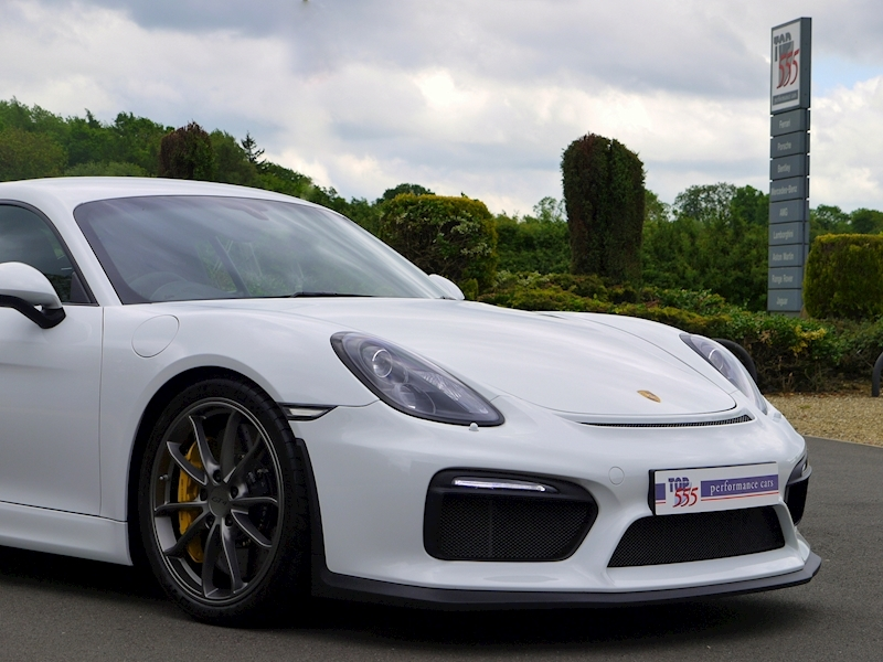 Porsche Cayman GT4 3.8 Clubsport - Large 34
