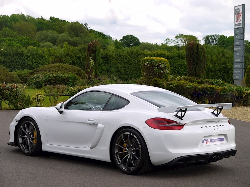 Porsche Cayman GT4 3.8 Clubsport - Large 36