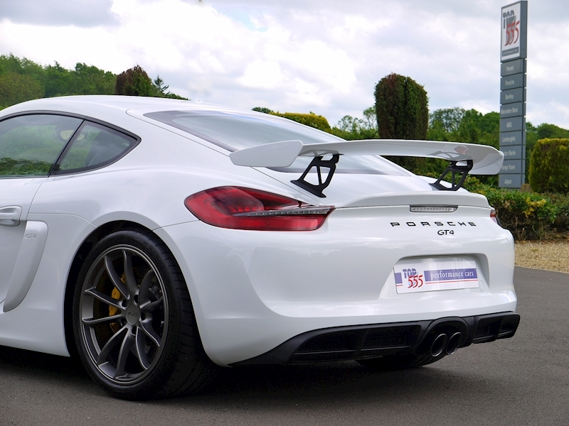 Porsche Cayman GT4 3.8 Clubsport - Large 37