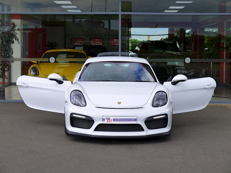 Porsche Cayman GT4 3.8 Clubsport - Large 38