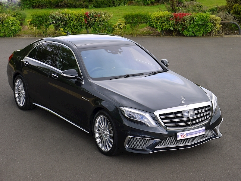 Mercedes S65 AMG L SALOON - Large 0