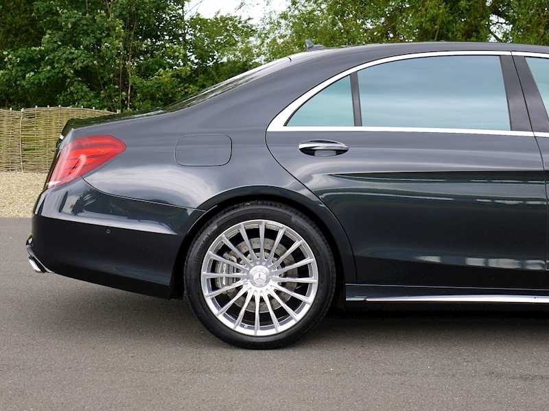 Mercedes S65 AMG L SALOON - Large 11