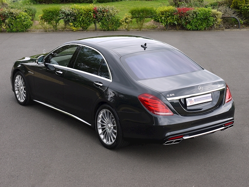 Mercedes S65 AMG L SALOON - Large 24
