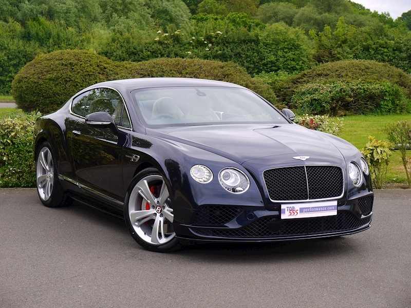 Bentley Continental GT 4.0 V8 S Mulliner - Large 23