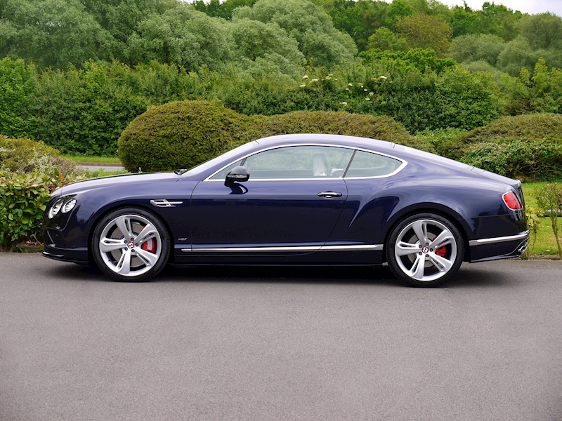 Bentley Continental GT 4.0 V8 S Mulliner - Large 2