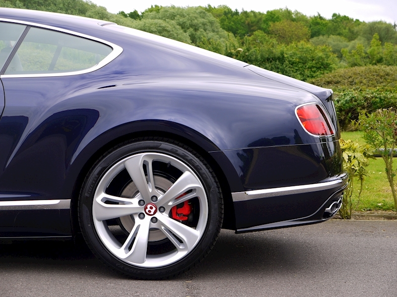 Bentley Continental GT 4.0 V8 S Mulliner - Large 3