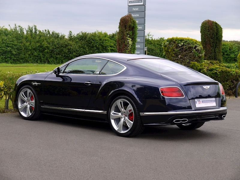 Bentley Continental GT 4.0 V8 S Mulliner - Large 12