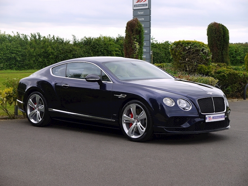 Bentley Continental GT 4.0 V8 S Mulliner - Large 18