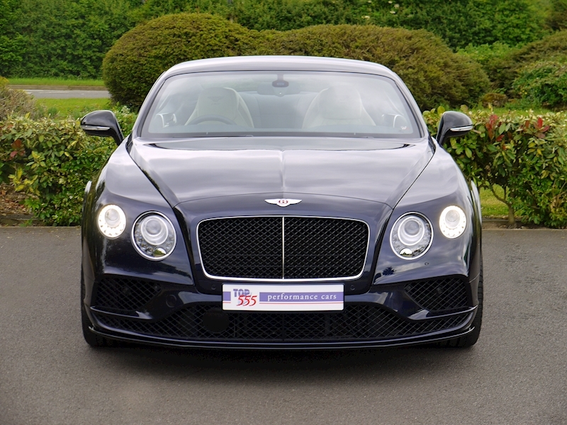 Bentley Continental GT 4.0 V8 S Mulliner - Large 20