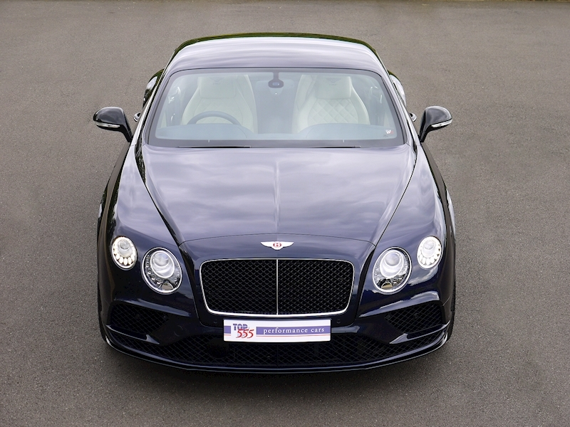 Bentley Continental GT 4.0 V8 S Mulliner - Large 21