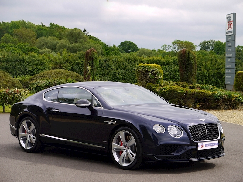 Bentley Continental GT 4.0 V8 S Mulliner - Large 31