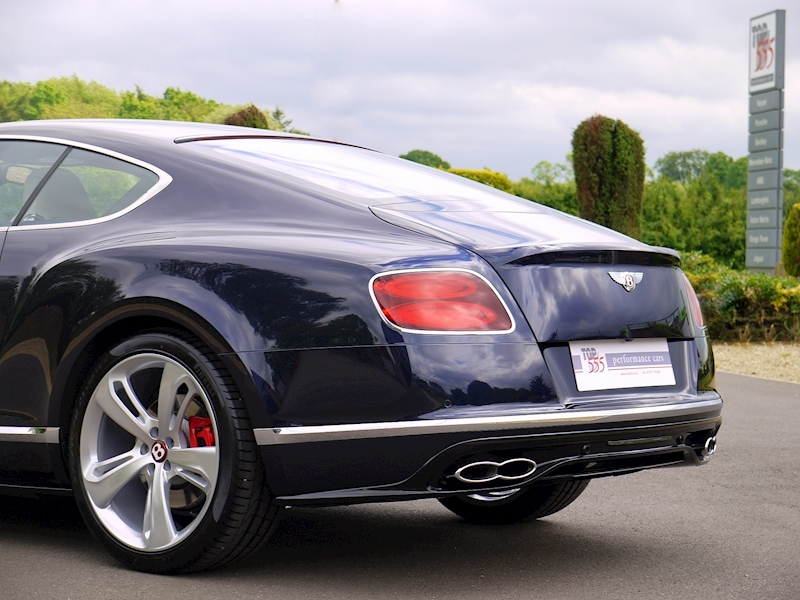 Bentley Continental GT 4.0 V8 S Mulliner - Large 34