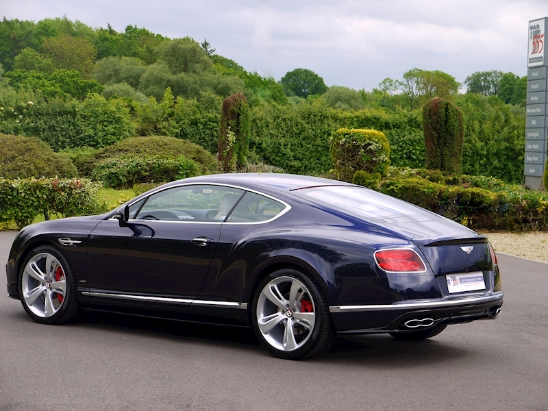 Bentley Continental GT 4.0 V8 S Mulliner - Large 35