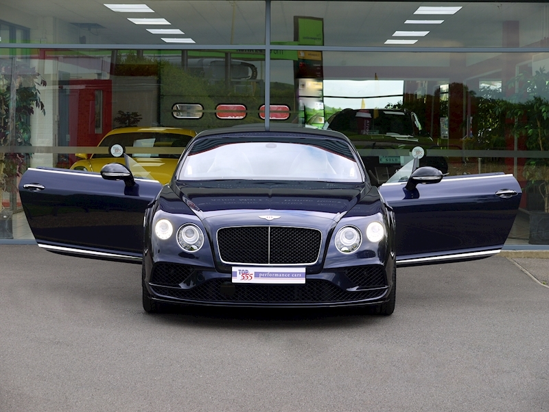 Bentley Continental GT 4.0 V8 S Mulliner - Large 36