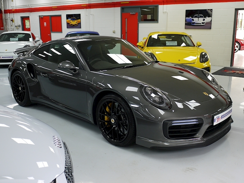 Porsche Exclusive Paint Uk